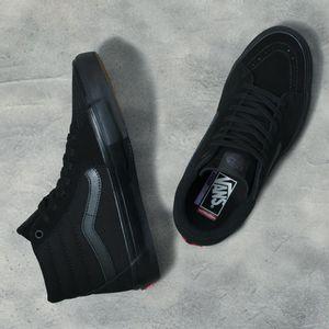 Skate SK8-Hi Black/Black CBKA