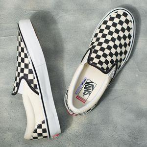 Skate Slip-On Checkerboard AAUH
