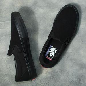 Skate Slip-On Black/Black ABKA